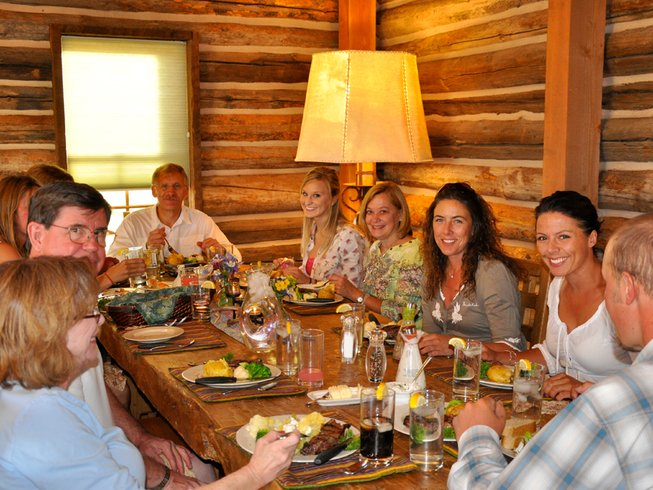 7 Days Montana Culinary Cowboy Cooking Vacations in USA