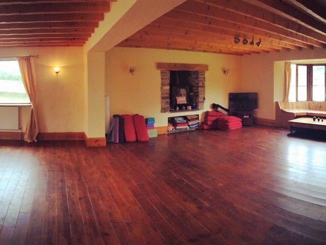 3 Days Holistic Winter Yoga Retreat in Wales, UK