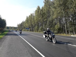 12 Day Five Capitals Guided Motorcycle Tour to Russia, Lithuania, Latvia, and Estonia
