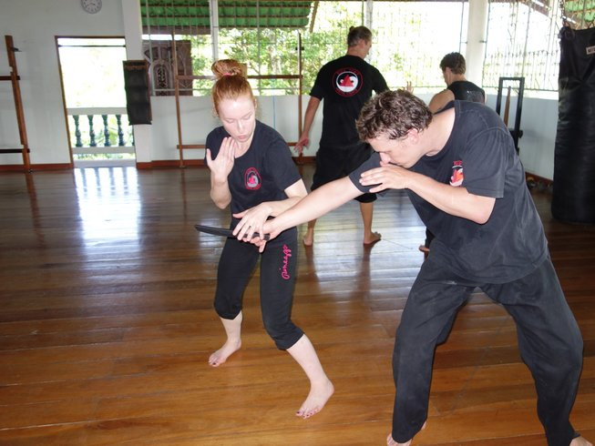 1 Week Multi-Martial Arts and Women's Self-Defense Retreat in Thailand