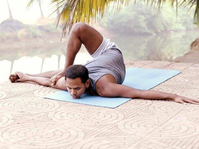 11 Days 80hr Prenatal Yoga Teacher Training in India