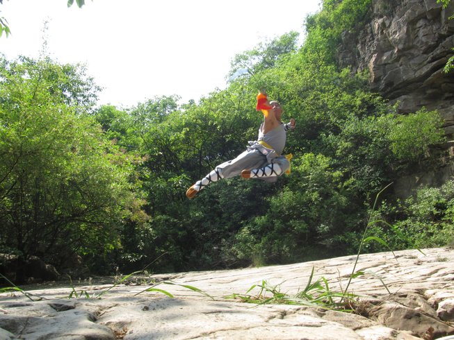 1 Month Shaolin Kung Fu Training in China