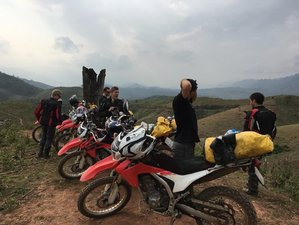 9 Days Vietnam Guided Motorcycle Tour From Hanoi to Hoi An on Historical Ho Chi Minh Trail