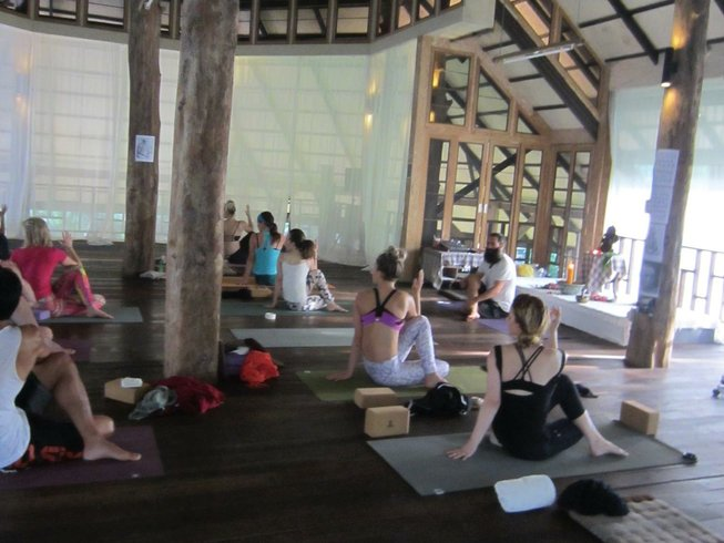 28 Days 200-Hour Hatha/Vinyasa Teacher Training in Thailand