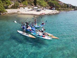 7 Days Exhilarating SUP Camp in Zadar, Croatia