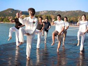 8 Day Yoga Holiday with Kinesi-K Method and Meditation in Sassari, Sardinia