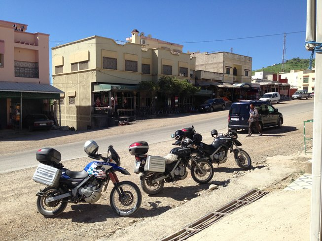 7 Days Guided Motorcycle Tour in Andalusia, Spain