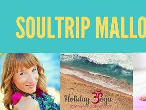 7 Tage Soultrip Mallorca, dein Personal-Yoga Retreat 2021 auf Mallorca