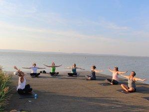 4 Tage Stadtflucht Yoga Retreat in Podersdorf am Neusiedler See, Österreich