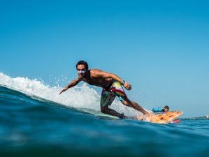 8 Day Surf Camp for Levels 1, 2, and 3 Surfers in Ahangama, Southern Province