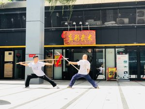 14 Days Taichi, Meihuaquan and Chinese Martial Arts Training in Shanghai, China