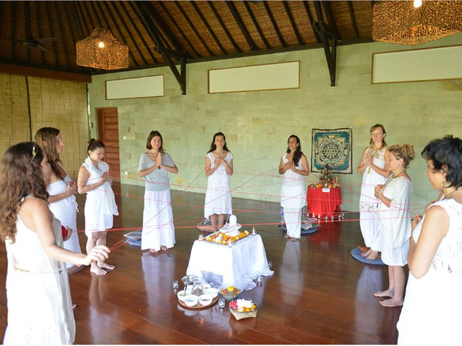 8-Daagse Yoga Retraite in Bali, Indonesië