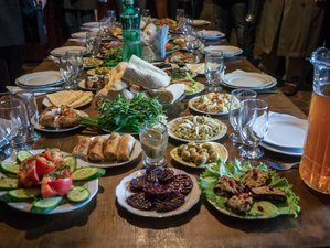 7 Day Harvest Time Wine and Culinary Holiday in Tbilisi