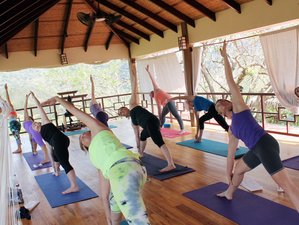 8 Days 30-Hour Immersion Yoga Retreat in Costa Rica