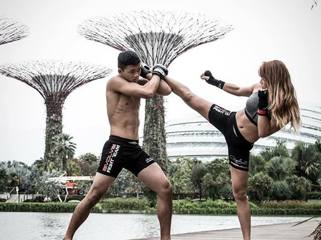 1 Month Champions Mixed Martial Arts Training In Singapore