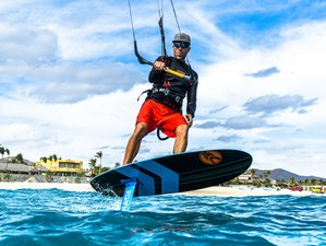 7 Day Zero to Hero Private Kiteboard Camp for Complete Beginners in Los Barriles, La Paz