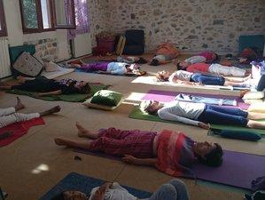 4 jours en stage de yoga des yeux et ayurveda dans le sud de la France