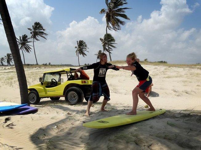 8-Daagse Yoga Retreat Aan Het Strand Van Brazilië