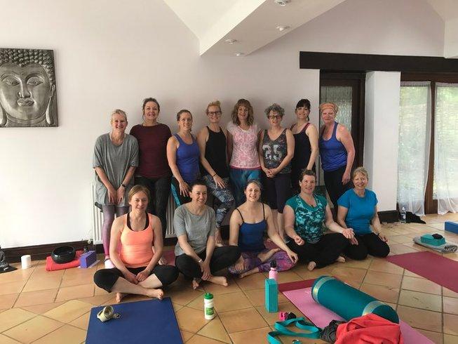 3 Tage Verjüngender Pilates und Yoga Retreat in Kidlington, Großbritannien