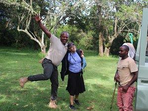 5 Days Adventure Camping Safari in Tanzania