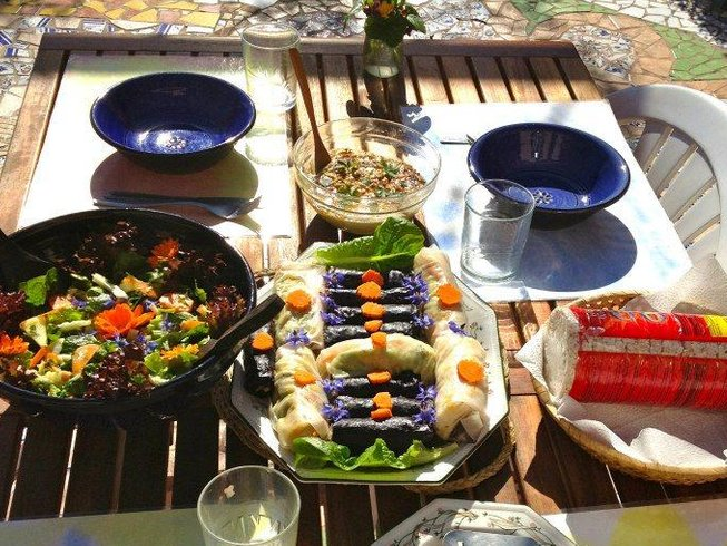 6 Days Cooking and Yoga Retreat in Spain