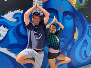 7 Days Couple's Torrey Pines Hiking, Meditation, and SUP Yoga Holiday in San Diego, California, USA