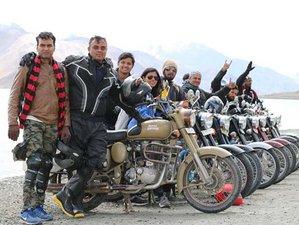 11 Day Manali to Srinagar Guided Motorbike Tour