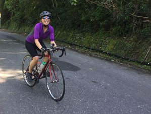 4 Day Hot Springs and Flowers Cycling Tour in Eastern Taiwan