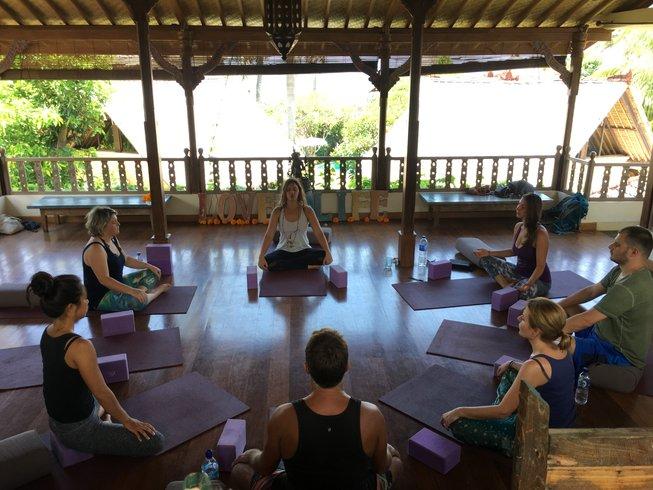 9 Tage Chakras und Hormonelle Gesundheit Yoga Urlaub in Bali, Indonesien
