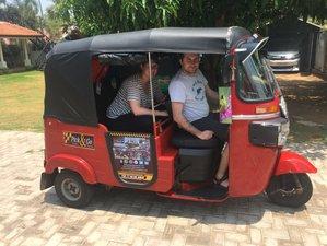7 Day Unforgettable Guided Tuk Tuk Adventure Tour in Sri Lanka