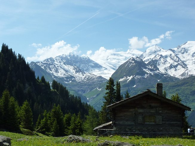 4 Days Alpine Spa Experience in Switzerland