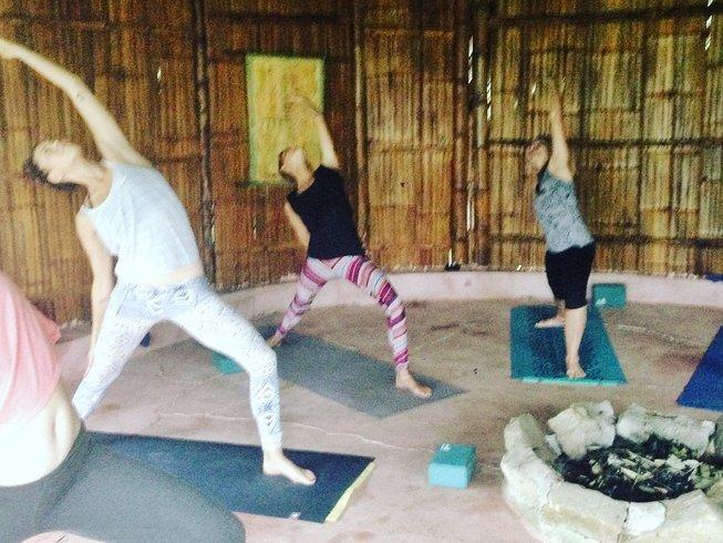 7-Daagse Herstellende Yoga Retraite in Olon, Ecuador
