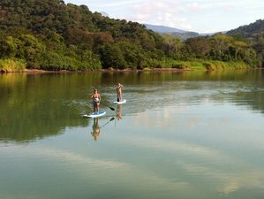 7 Days Exotic Costa Rica Surfing and Paddle Boarding