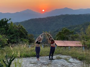8 Day Release, Detox, and Flow Mystic Yoga, Meditation, and Wellness Retreat in the Oaxaca Mountains