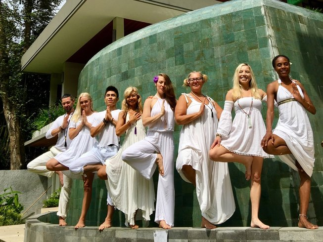 22 Days Alchemy 200-Hour Yoga Teacher Training in Bali, Indonesia with Silvia Mordini