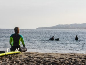 8 Days Amazing Surf and Yoga Retreat in Peru