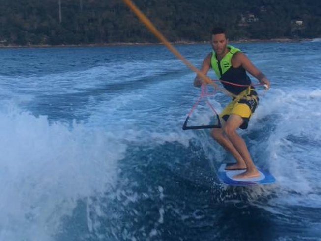 8 Days Wakeboarding and Surf Camp in Koh Phangan, Thailand
