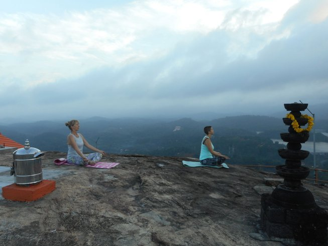 5 Days Mind Free Outer Forest Yoga and Hill Meditation Retreats in India
