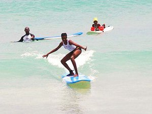 7 Days Advanced Surf Camp in Barbados