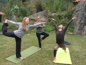 22 Days Tour and Yoga Retreat India