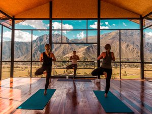 4 Day Spiritual-Yoga retreat in Peruvian Sacred Valley, Cusco