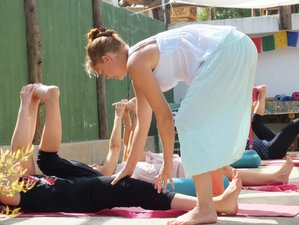 7 Days Intermediate Meditation and Yoga Retreat Malaga, Spain