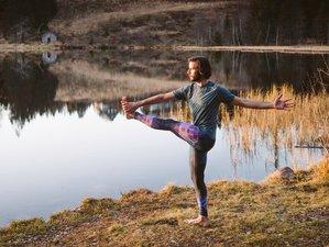 4 Day Weekend Mountain Forrest Yoga Retreat in Vestre Slidre