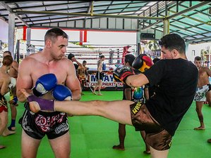 1 Month Authentic Muay Thai Training in Phuket, Thailand