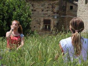 3 Tage Meditation und Yoga Retreat in einem Kloster in Frontino, Italien