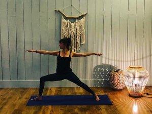3 jours en stage de yoga pour une pratique réchauffante et réconfortante d'hiver en Occitanie