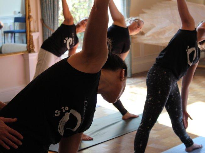 4 Day Meditation, Personal Development and Yoga Retreat France