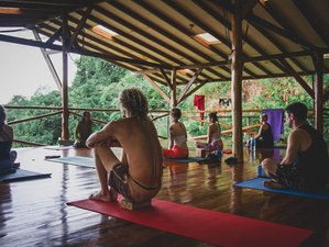 29 Days 200-Hour Ancient Hatha and Tibetan Buddhism Yoga Teacher Training, Punta Banco, Costa Rica
