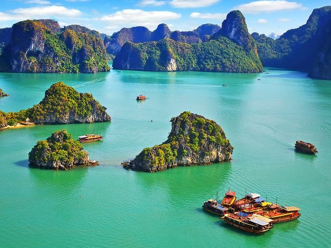 8 Days Culinary Tour and Holiday in Vietnam