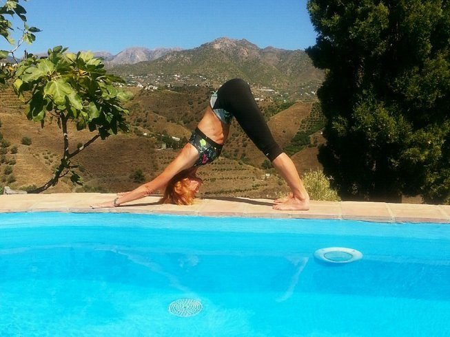 4 Days Yoga Holidays in Spain